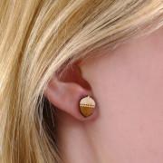 acorn-earrings–layla-amber–wearing-shot