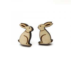 Hare Earrings Layla Amber