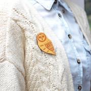 owl-brooch-wearing