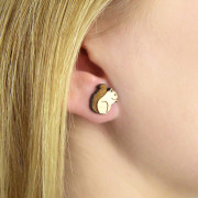 squirrel-earrings–layla-amber–wearing-shot