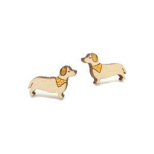 dachshund-earrings-wb