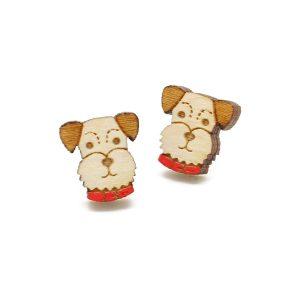 schnauzer-earrings-wb