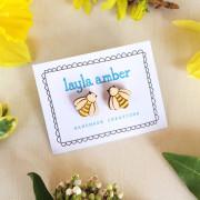 bee-earrings-on-card