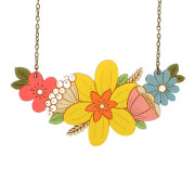 daffodil-posy-necklace