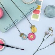 Primrose & Wildflower Necklace 2