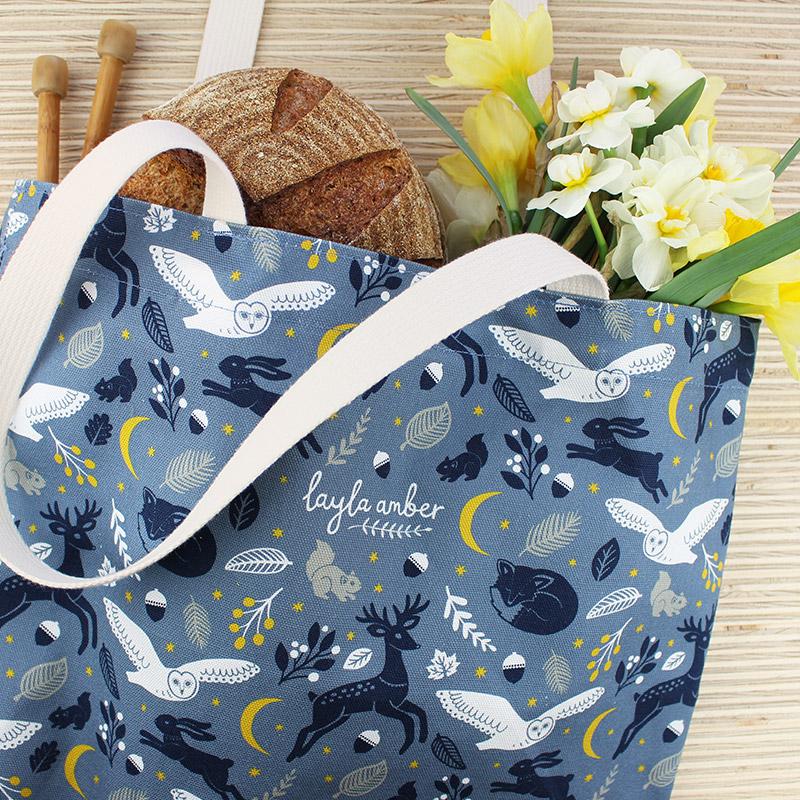 Moonlit Forest Bag Lifestyle