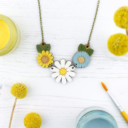 daisy wild necklace
