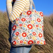 in bloom bag wearing 1
