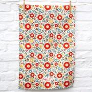 in bloom tea towel 1