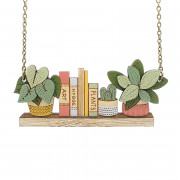The Happy Shelf Necklace_wb